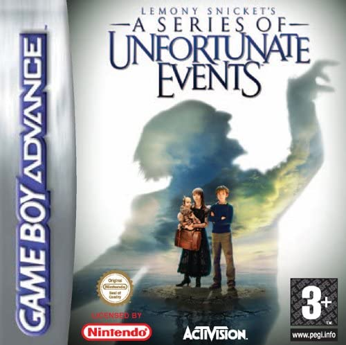 Lemony Snicket's A Series Of Unfortunate Events - Gameboy Advance (No Box) - smartspot.ie