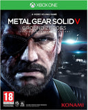 Metal Gear Solid V Ground Zeroes XBOXONE Disc Only - smartspot.ie