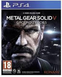 Metal Gear Solid V Ground Zeroes PS4 Disc Only - smartspot.ie