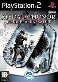 Medal Of Honor European Assault PS2 Disc Only - smartspot.ie
