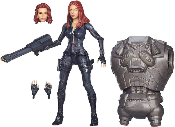 Marvel Legends Infinite Action Figure Captain America Winter Soldier - Black Widow - smartspot.ie