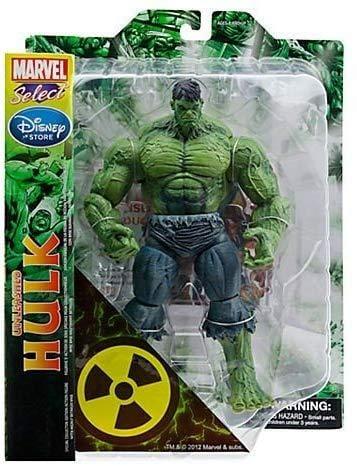 Marvel Select Exclusive Action Figure UNLEASHED Hulk [Green] - smartspot.ie