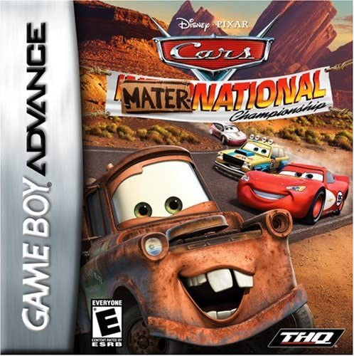 Cars: Mater-National - Gameboy Advance (No Box) - smartspot.ie