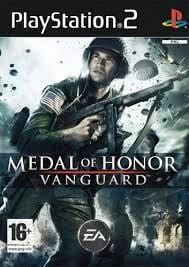 Medal Of Honor Vanguard PS2 Disc Only - smartspot.ie