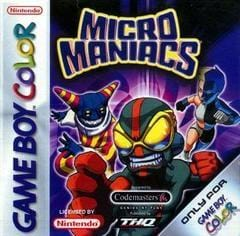 Micro Maniacs Gameboy Color Game Only - smartspot.ie