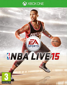 NBA Live 15 XBOXONE Disc Only - smartspot.ie