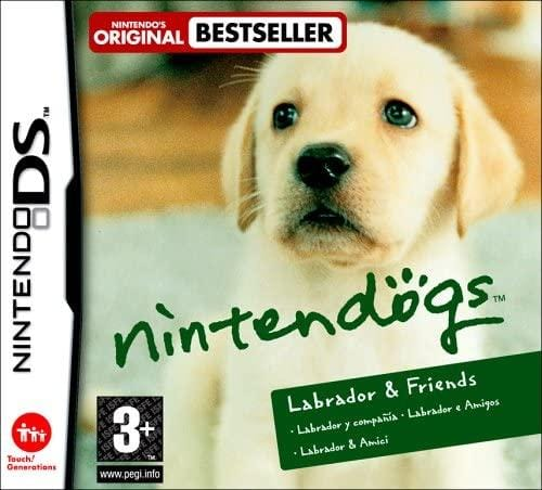 Nintendogs Labrador Nintendo DS - No Box Game Only - smartspot.ie