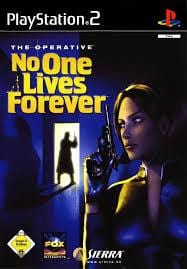 No One Lives Forever PS2 Disc Only - smartspot.ie