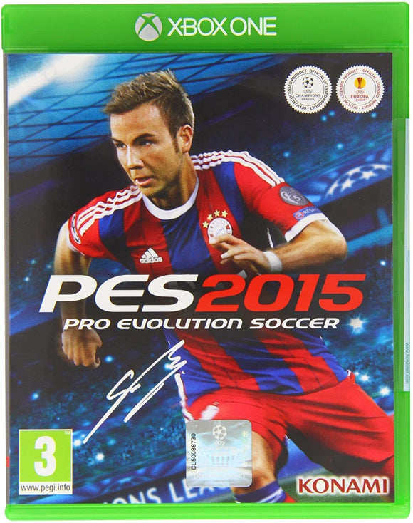 PES2015 Pro Evolution Soccer XBOXONE Disc Only - smartspot.ie