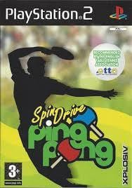 Spin Drive Ping Pong PS2 Disc Only - smartspot.ie