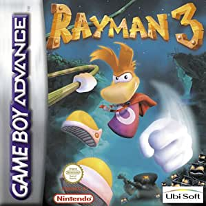 Rayman 3 - Gameboy Advance (No Box) - smartspot.ie