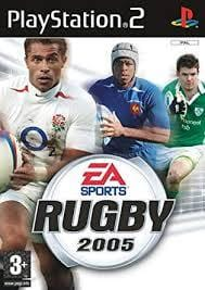 Rugby 2005 PS2 Disc Only - smartspot.ie