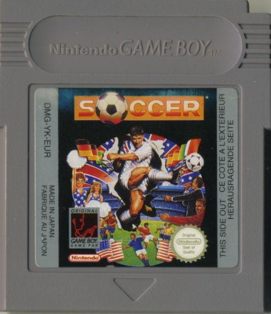 Elite Soccer AKA Soccer Gameboy Game only No Box - smartspot.ie