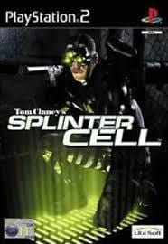 Tom Clancy's Splinter Cell PS2 Disc Only - smartspot.ie