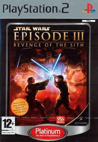 Star Wars Episode 3 Revenge of The Sith PS2 - smartspot.ie