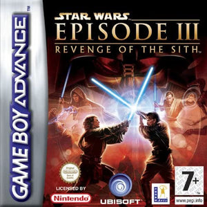 STAR WARS: Episode III - Revenge of the Sith - Gameboy Advance (No Box) - smartspot.ie