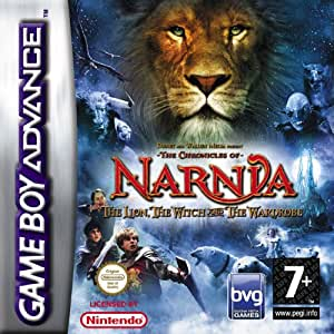 The Chronicles of Narnia - the lion the witch and the wardrobe - Gameboy Advance (No Box) - smartspot.ie