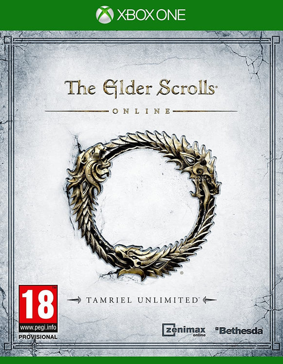 The Elder Scrolls Online Tamriel Unlimited XBOXONE Disc Only - smartspot.ie