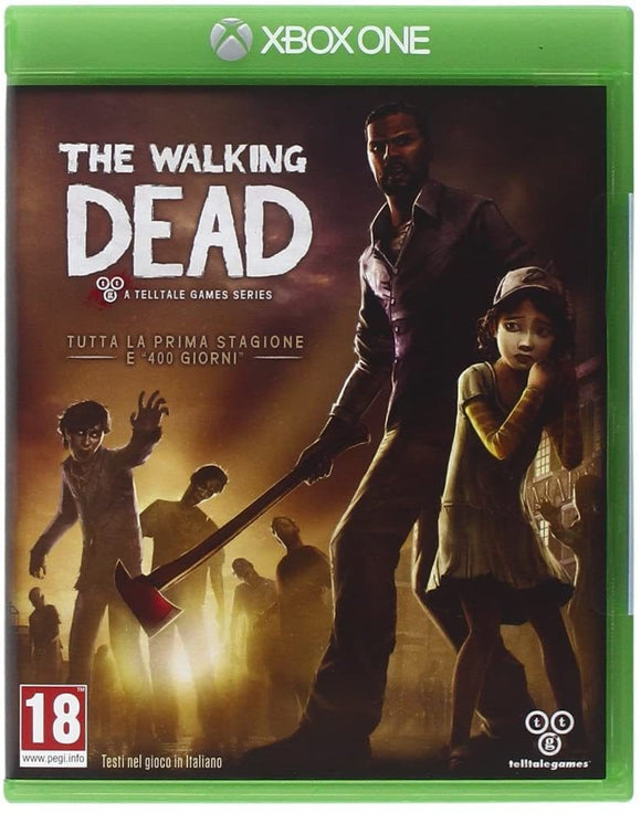 The Walking Dead GOTY XBOXONE Disc Only - smartspot.ie