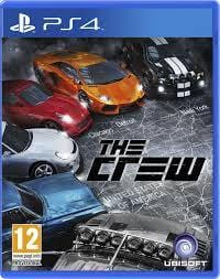 The Crew PS4 Disc Only - smartspot.ie