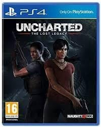 Uncharted The Lost Legacy PS4 - smartspot.ie