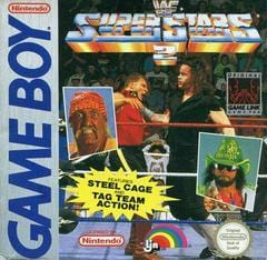 WWF Superstars 3 Gameboy Game Only No Box - smartspot.ie