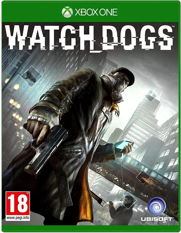 Watch Dogs XBOXONE Disc Only - smartspot.ie