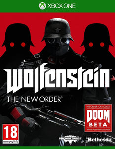 Wolfenstein The New Order XBOXONE Disc Only - smartspot.ie