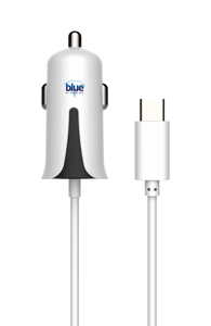 Type C Car Charger - smartspot.ie