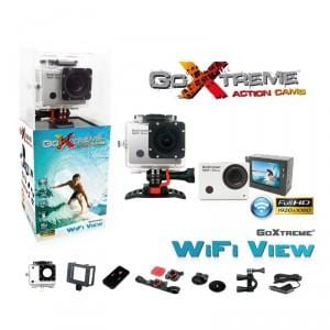 GoXtreme Wi-Fi View Action Camera Pre-Owned - smartspot.ie