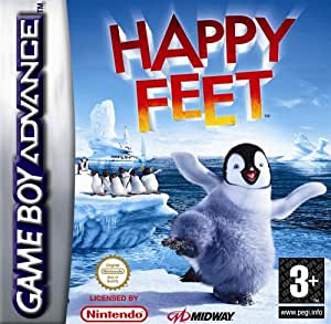 Happy Feet - Gameboy Advance (No Box) - smartspot.ie