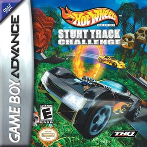 Hot Wheels Stunt Track Challenge - Gameboy Advance (No Box) - smartspot.ie