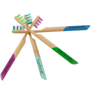 Bambooth Premium Toothbrush Forest Green - smartspot.ie