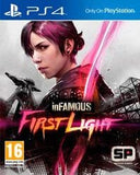 Infamous First Light PS4 Disc Only - smartspot.ie