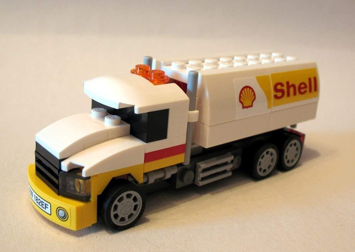 LEGO SHELL V-POWER SHELL TANKER 40196 NEW//SEALED