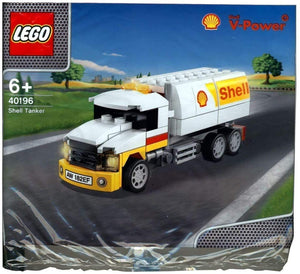 LEGO 2014 The New Shell V-power Collection Shell Tanker Polybag 40196 Limited Edition Sealed - smartspot.ie