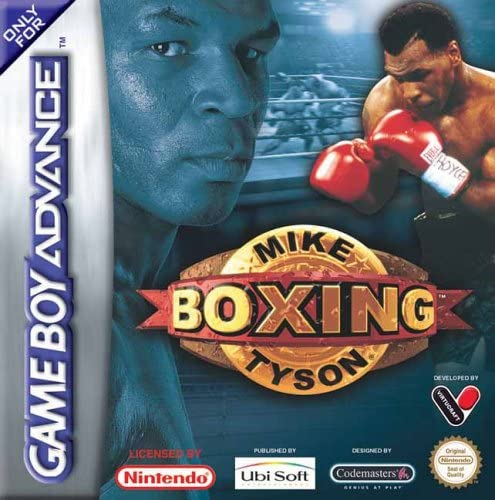 Mike Tyson Boxing - Gameboy Advance (No Box) - smartspot.ie