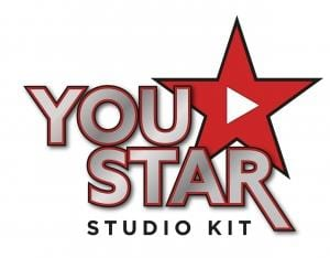 You Star Studio Kit Green Screen Studio Kit for Kids - smartspot.ie