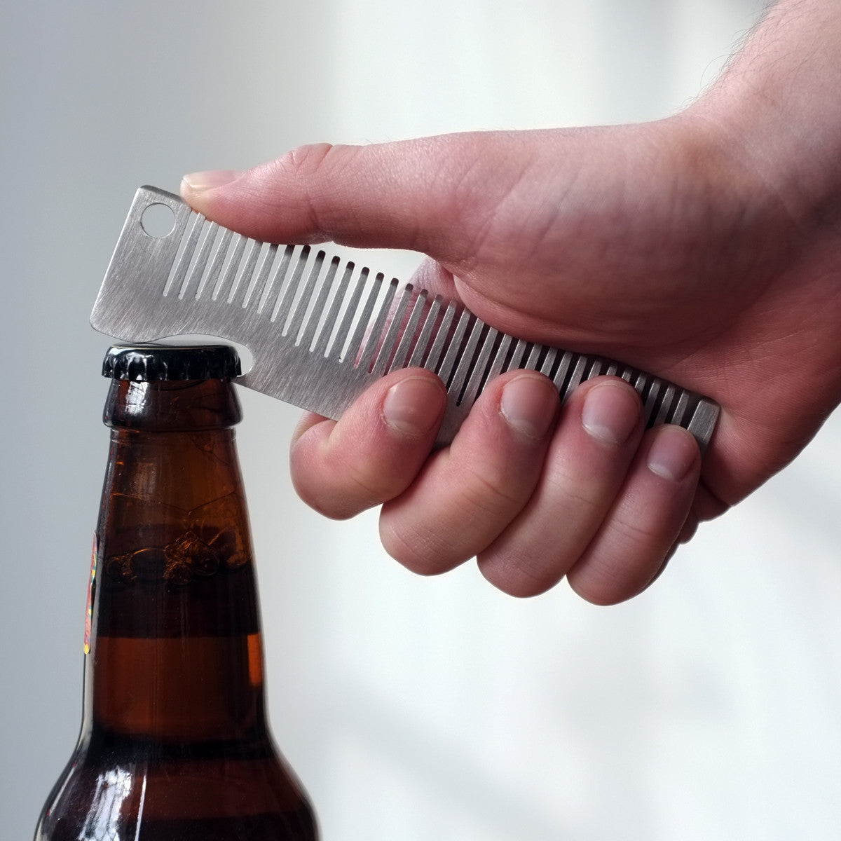 Old Fashioned Comb Bottle Opener
