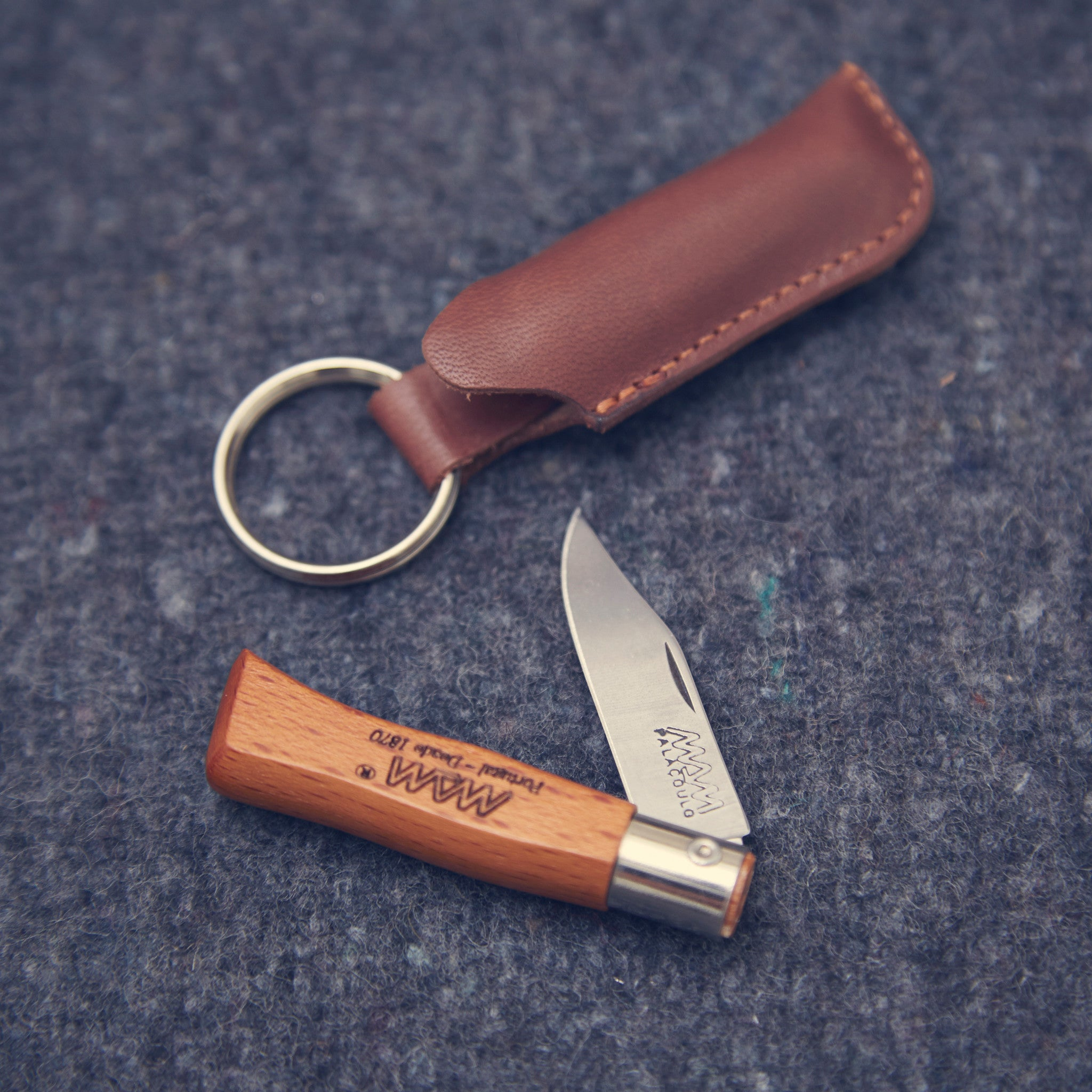 Mini Knife with Sheath