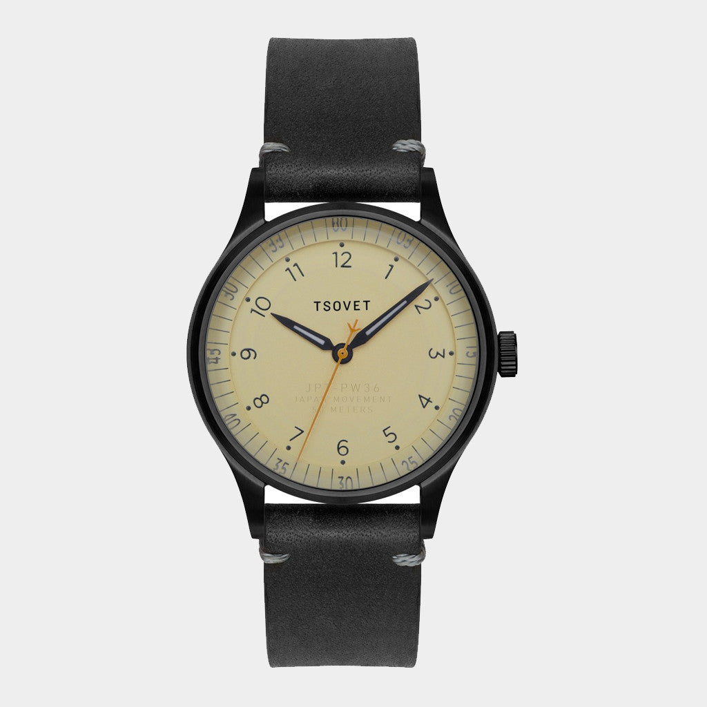 TSOVET JPT-PW36 Gun/Dark Grey W/ Natural/Rouille