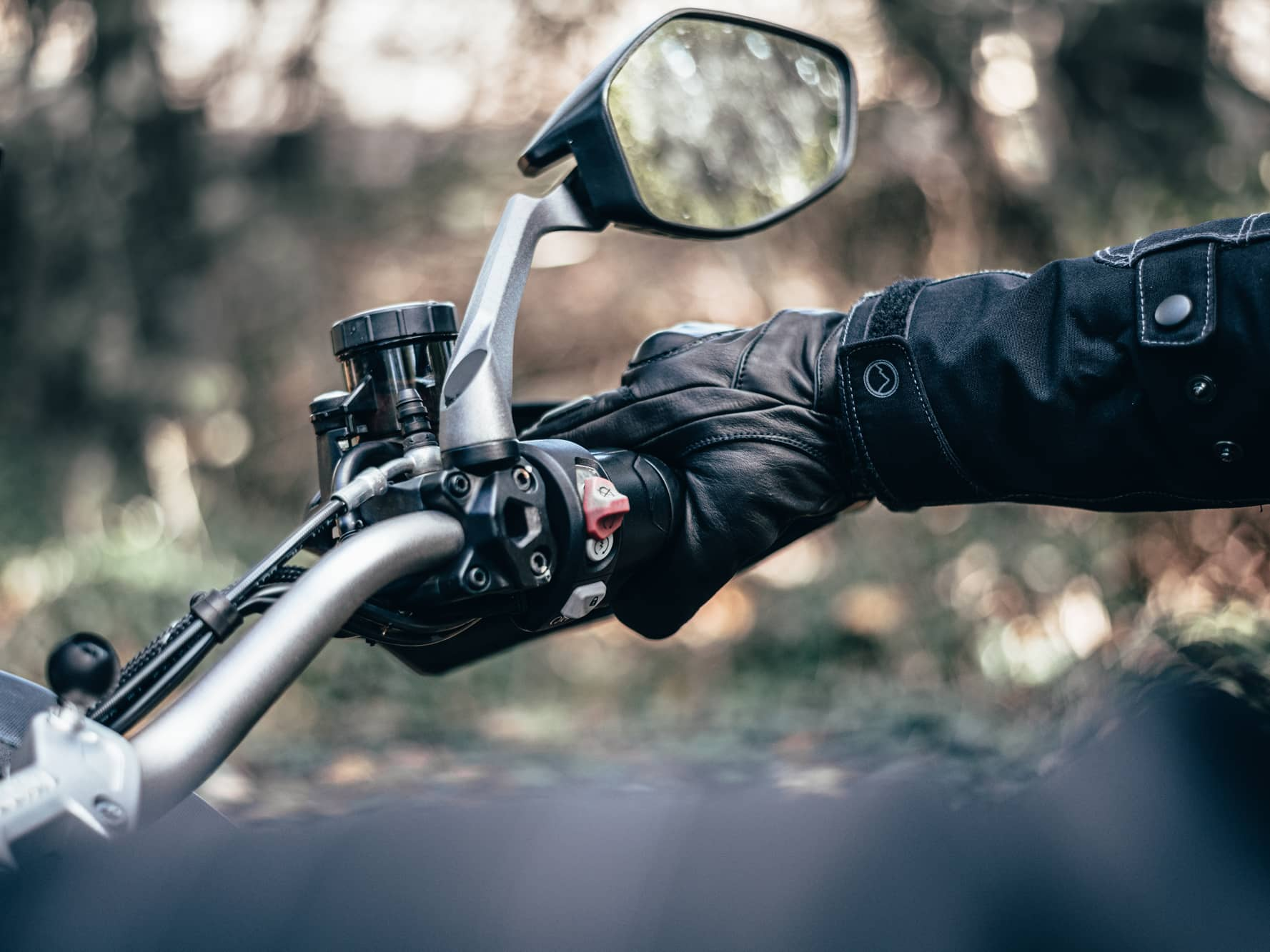 Dane Summer Motorcycle Gloves