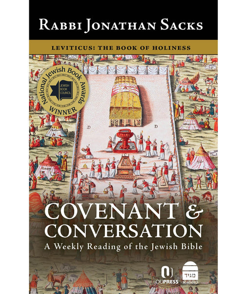Covenant & Conversation: Leviticus