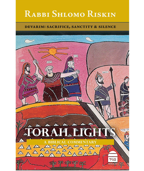 Torah Lights: Devarim