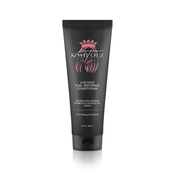 Luscious Curl Restoring Conditioner