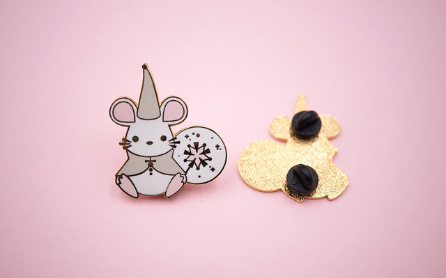 Magical Mouse Pin