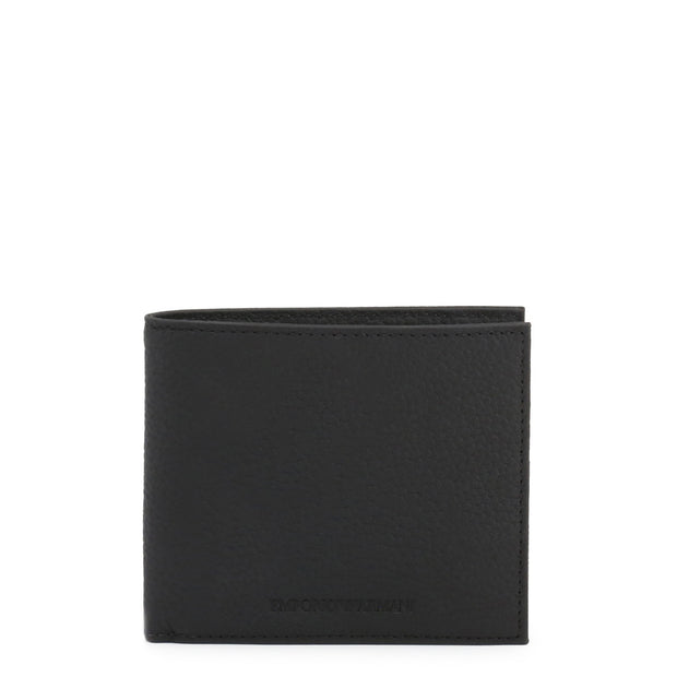 Emporio Armani - Leather wallet - B&B Luxury
