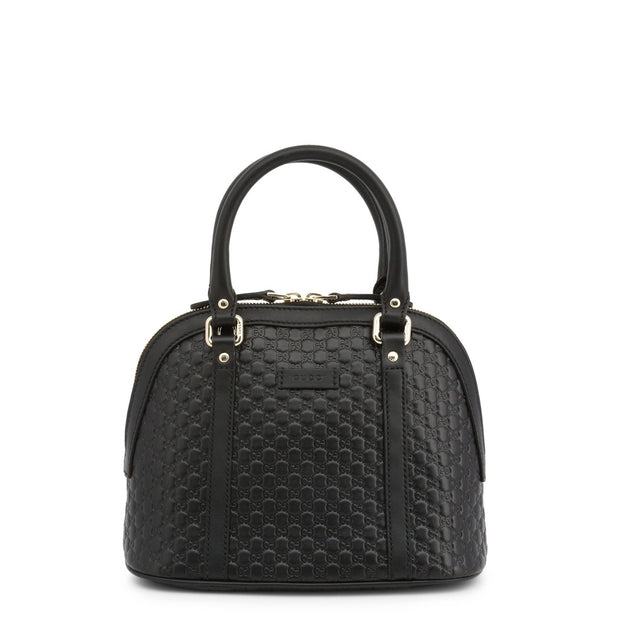 Gucci - Leather Logo Bag - B&B Luxury