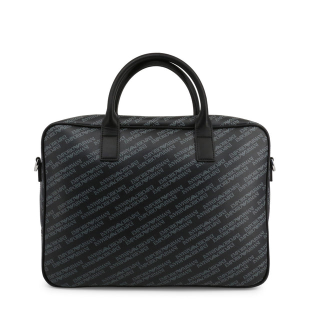 Emporio Armani - Laptop bag - B&B Luxury
