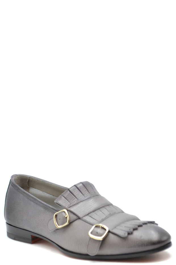 Santoni - Women Loafers - B&B Luxury